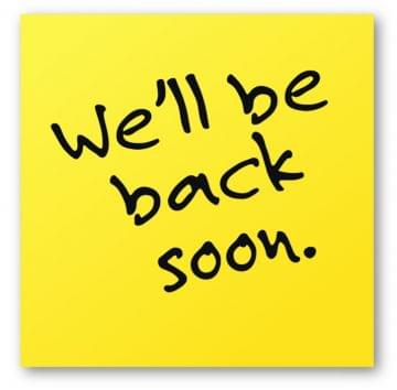Unlaunching Announce: We will be back!